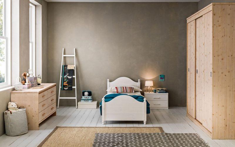 Linea 3 mobili – Caldo Legno – Notte 2