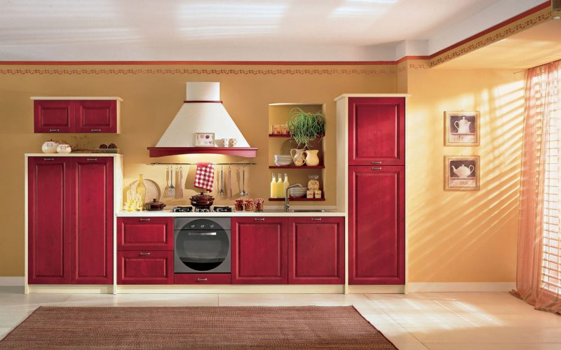 Linea 3 mobili – Aurora – Cucine 4