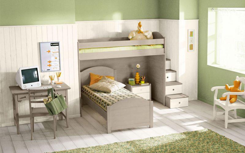 Linea 3 mobili – Caldo Legno – Notte 1