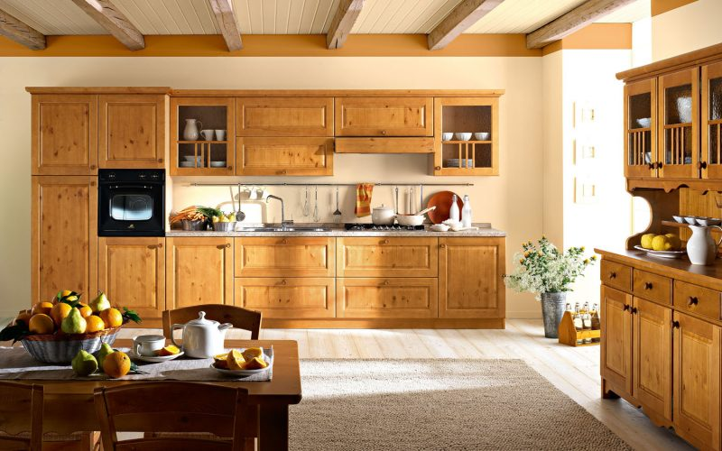 Linea 3 mobili – Natura – Cucine 1