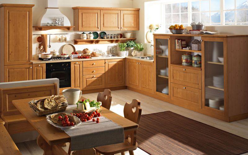 Linea 3 mobili – Natura – Cucine 4
