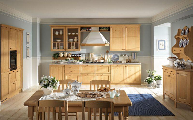 Linea 3 mobili – Natura – Cucine 5